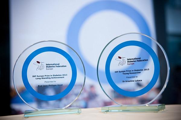 IDFE prizes 2014